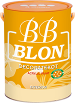 BB BLON EXTERIOR DECORATEKOT