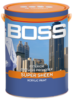 BOSS SUPER SHEEN
