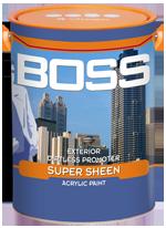 BOSS SUPER SHEEN