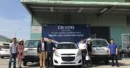 Trao 04 xe hơi cho các khách hàng trúng giải chương trình RƯỚC LỘC XUÂN VÀO NHÀ - 2017 (Đợt 2)
